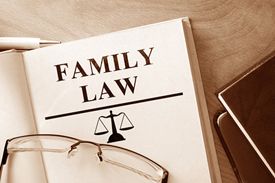 Family Law: Divorce, Child Support & Custody